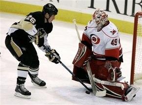 NHL: Федотенко забросил первую шайбу в составе Питтсбурга