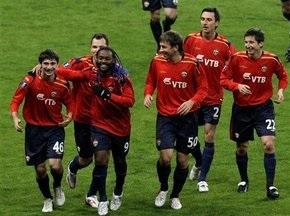 ЦСКА расправился с Депортиво