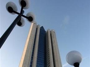 Газпром впервые признал возможность негативного влияния кризиса на работу компании
