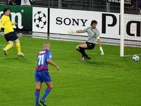 Лига Чемпионов: Барселона сметает Базель с поля