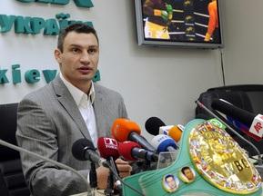 Виталий Кличко верит в возвращение Льюиса