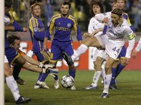 Тимощук: Футбольна невдача затягнулася