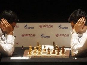 Крамник вновь проиграл Ананду