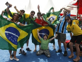 Гран-при Бразилии: Гражданские полицейские устроили забастовку