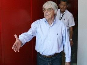 Екклстоун: F1 до Канади не повернеться
