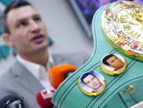 Виталий Кличко отводит Льюису несколько месяцев на подготовку