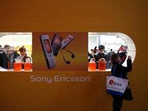 С начала года чистая прибыль Sony Ericsson снизилась на 85%