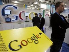 Прибыль Google в 2008 году выросла на 30%