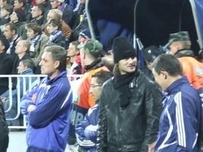 Футболисты Динамо устроили драку в ночном клубе