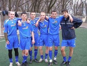 В Украине появился сельский стадион европейского уровня
