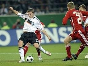 ЧМ-2010: Россия проиграла Германии