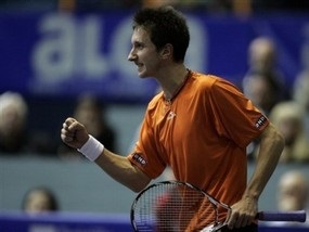 Украинский теннисист победил в финале Кубка Кремля
