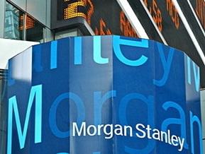 Акции Morgan Stanley потеряли сегодня 32%
