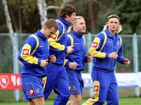 Завтра футболісти збірної України їдуть у Харків