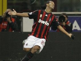 Роналдиньо хочет быть лучшим