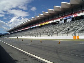 Гран-при Японии: Ожидается солнечная погода