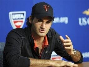 Федерер вирішив відпочити від тенісу