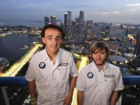 BMW Sauber не будет менять состав