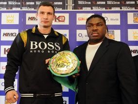 Віталій Кличко: Я вийду переможцем з поєдинку