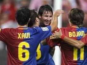 Прімера: Барселона поховала мадридський Атлетіко на Ноу Камп