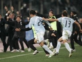 Серия А: Интер побеждает Болонью, Лацио оступается