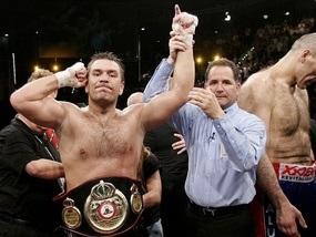 Чагаев вернется на ринг в январе