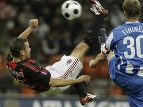 КУЄФА: Шевченко забиває, Спартак іде далі, Блохін вилітає
