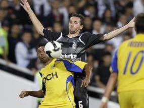Металлист разгромил Бешикташ и вышел в групповой раунд Кубка УЕФА