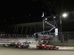У Формулі-1 з явиться більше нічних етапів