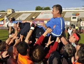 Дніпро може очолити тренер Клужа