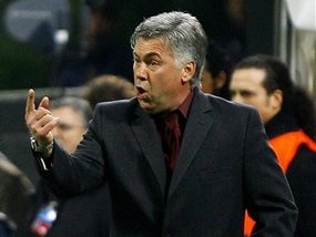 Анчелотти надеется победить Интер