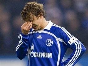 Шальке оштрафував футболіста на 700 тисяч євро
