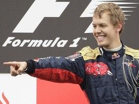 Феттель названий гонщиком року в Німеччині