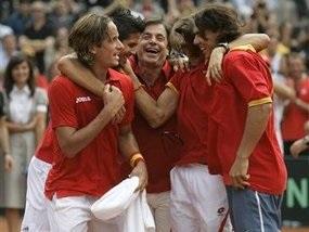Кубок Дэвиса 2009: Испания и Аргентина первые в списке сеяных