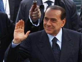Берлускони потребовал от Милана побед