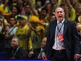 Израильский тренер оскорбил журналистку в прямом эфире