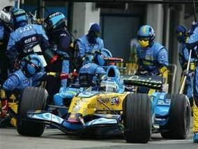 Renault мечтает о четвертом месте