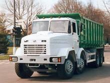 АвтоКрАЗ сообщает о падении продаж грузовиков