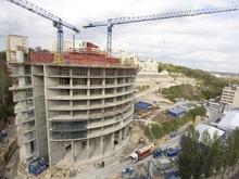 Российские девелоперы замораживают проект самого высокого здания в Украине
