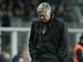 Милан не желает увольнять Анчелотти
