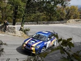 Юрий Протасов - триумфатор Yalta Rally-2008