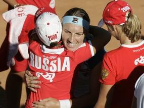 Россиянки выиграли Кубок Федерации