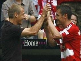 Бундеслига: Бавария и Вердер выигрывают, Воронин не забивает