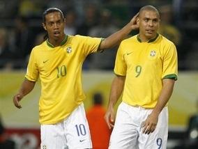 Роналдо хочет вернуться в сборную Бразилии