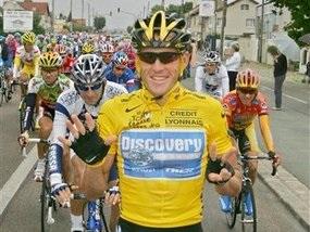 Лэнс Армстронг возвращается в велоспорт