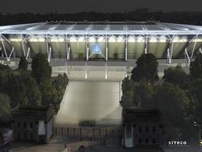 У Дніпропетровську відкривається новий стадіон