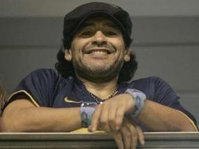 Марадона назвав Зеппа Блаттера рабом
