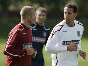 Фердинанд может не сыграть против Хорватии