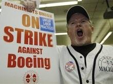 Рабочие Boeing грозят руководству забастовкой
