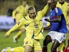 Андрій Воронін: Зараз найголовніше - грати і забивати голи